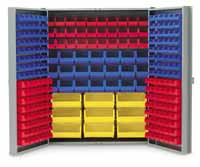 Shelf BinsContainers Product Categories Strictly Storage  sc 1 st  dmphoto & Wall mounted storage bins